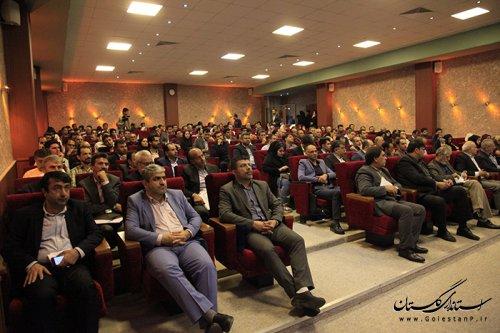 آیین گرامیداشت روز جهانی موزه و هفته میراث فرهنگی در استان گلستان برگزار شد