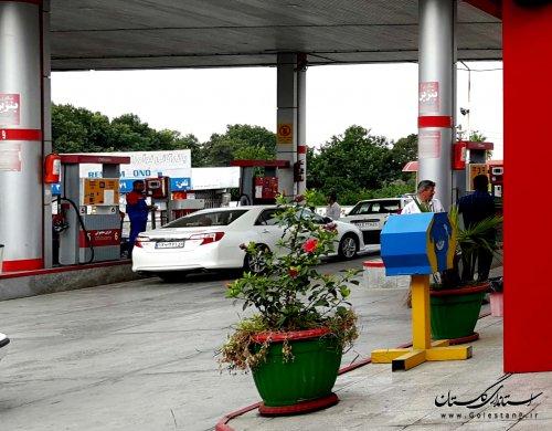 بازدید مشترک ستاد اجرایی خدمات سفراستان گلستان از تاسیسات گردشگری شرق استان