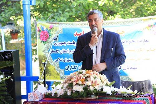 گردشگری یکی از اولویت های اصلی و محور بالقوه توسعه استان گلستان است