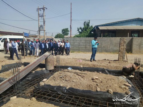 آغاز عملیات ساخت هزار واحد مسکونی آسیب دیده از سیل/تحویل نخستین واحد مسکونی بازسازی شده