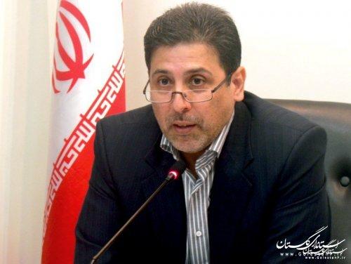 سرپرست معاونت هماهنگی امور اقتصادی و توسعه منابع استانداری گلستان