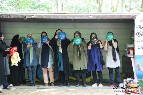 دوستی کودکان و نوجوانان گرگانی با محیط زیست