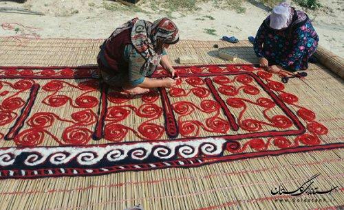 ایجاد بیش از یک هزار و 130 شغل در صنایع دستی استان گلستان در سال گذشته