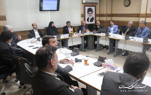 کمیته برنامه ریزی اداره کل فرهنگ و ارشاد اسلامی گلستان تشکیل جلسه داد