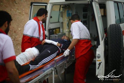 آغاز طرح امداد و نجات تابستانه 98 جمعیت هلال احمر گلستان