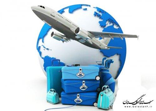 تعلیق مجوز بند (ب) دو شرکت و یک دفتر خدمات مسافرتی در استان گلستان