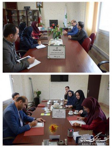 تفاهم نامه همکاری فی مابین ادارات کل آموزش فنی و حرفه ای و کانون پرورش فکری کودکان و نوجوانان استان گلستان منعقد گردید