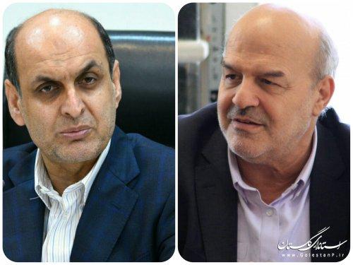 استاندار گلستان با رئیس سازمان حفاظت محیط زیست دیدار کرد