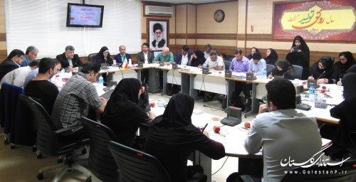 نشست خبری مدیرکل فرهنگ و ارشاد اسلامی گلستان برگزار شد