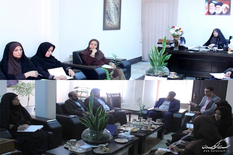 بیست و نهمین جلسه شورای قرآنی اداره کل فرهنگ و ارشاد اسلامی گلستان تشکیل شد