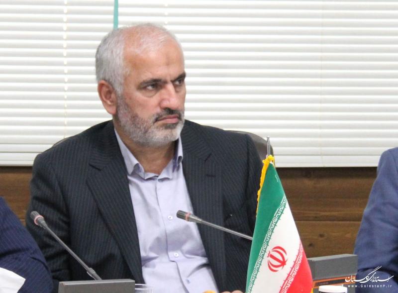 رییس کل دادگستری گلستان: بسیاری از تخلفات با پیگیری اهالی رسانه آشکار شد