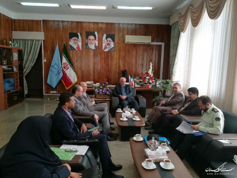 حفاظت از زمین های دولتی از اهم وظایف راه و شهرسازی گلستان است