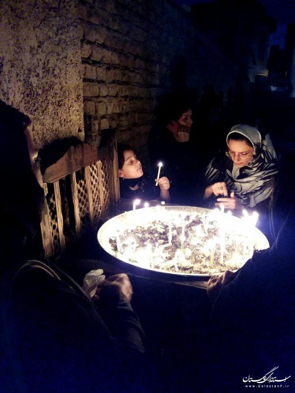 برگزاری آیین ثبت ملی شده «چهل منبر» در بافت تاریخی گرگان