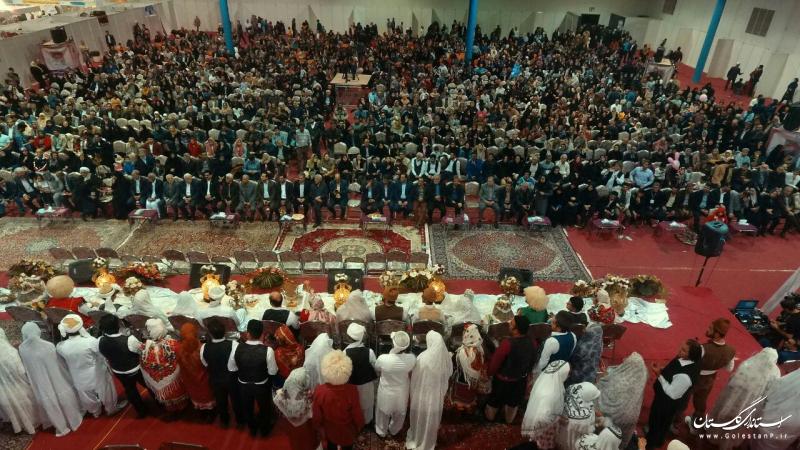 نخستین گام سیزدهمین جشنواره بین المللی فرهنگ اقوام ایران زمین در گلستان با معرفی مسئولین کمیته ها برداشته شد