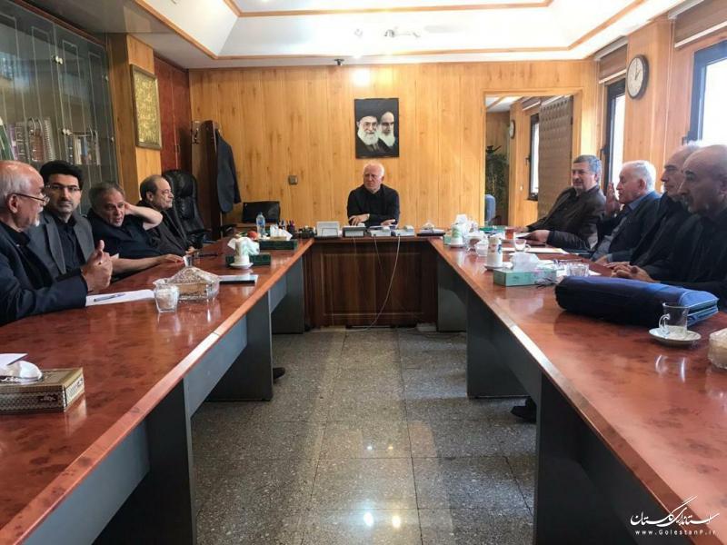 کانون کارشناسان رسمی دادگستری تهران یک مدرسه 6 کلاسه را در گلستان می سازند