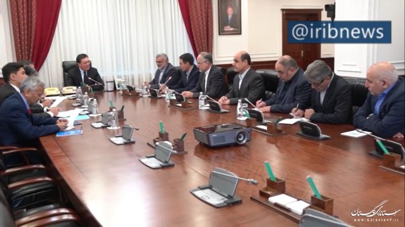 دیدار وزیر جهاد کشاورزی با نخست وزیر قزاقستان