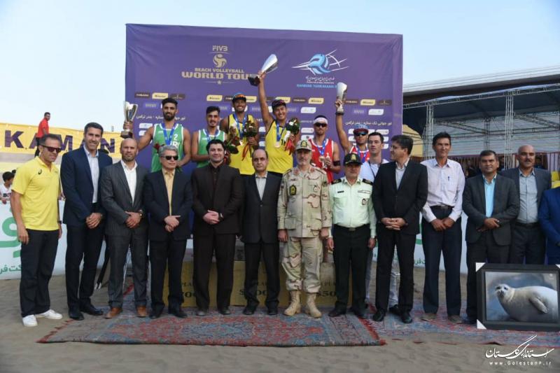 از برگزاری مسابقات جهانی و بین المللی در استان استقبال می کنیم