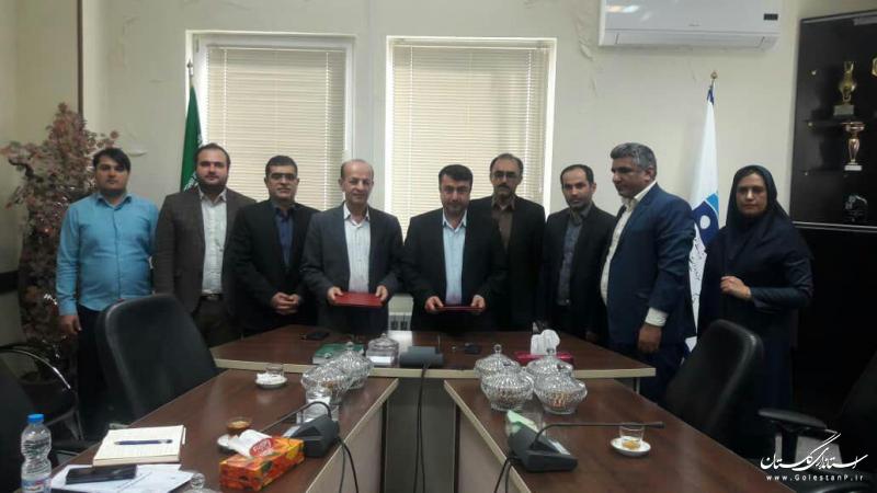 تفاهمنامه توسعه گردشگری در حاشیه سدها و منابع آبی استان گلستان امضا شد