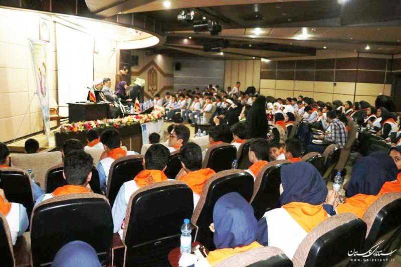 گفتمان مشترک نوجوانان با مسئولان ارشد استان گلستان برگزار شد