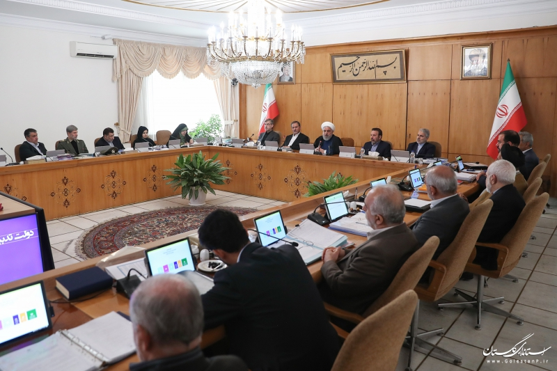 موافقت دولت با اختصاص اعتبار برای آبگیری سد نرماب گلستان