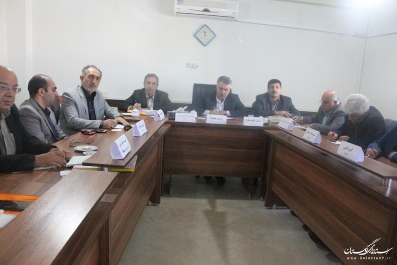 بررسی مسائل تشکلهای آبزی پروری شهرستان گنبد کاووس