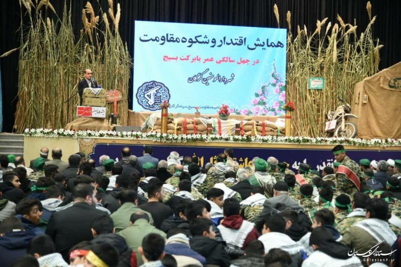 بسیج معجزه امام خمینی (ره) در نهادسازی انقلاب اسلامی بود