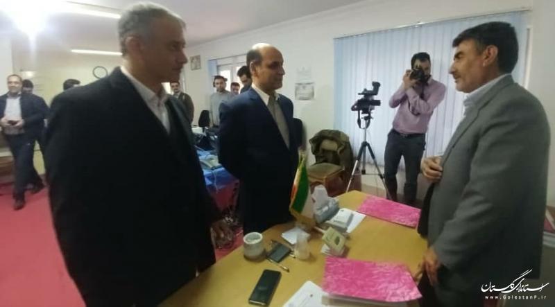 افزایش ثبت نام داوطلبان نشان از برگزاری انتخاباتی گسترده در استان دارد