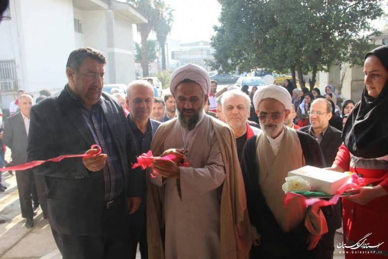 افتتاح مرکز گفتار درمانی در جمعیت هلال احمر شهرستان کردکوی