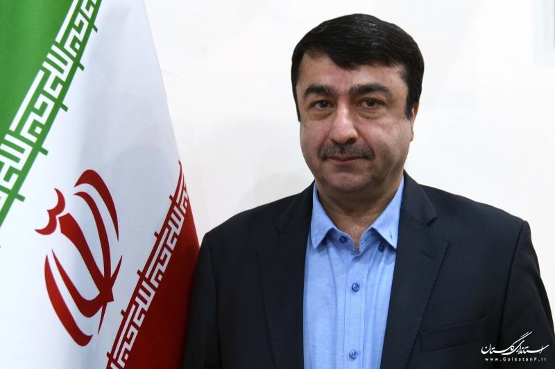 معاون هماهنگی امور اقتصادی استانداری گلستان