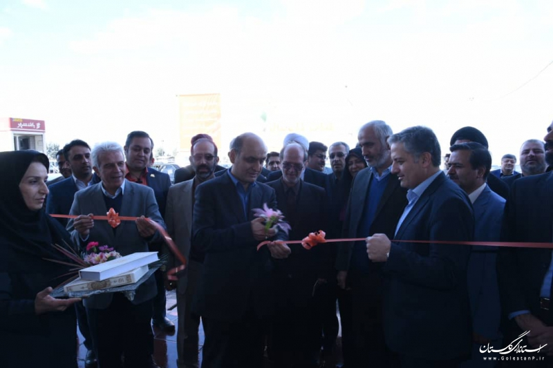 سیزدهمین نمایشگاه بزرگ کتاب گلستان در گرگان افتتاح شد