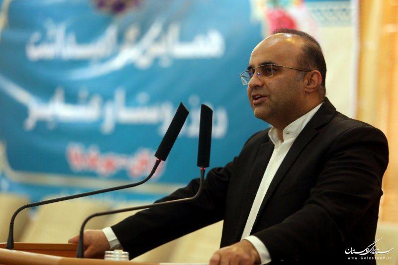 علی نصیبی به عنوان رئیس کارگروه فرهنگی اجتماعی روستایی کشور انتخاب شد