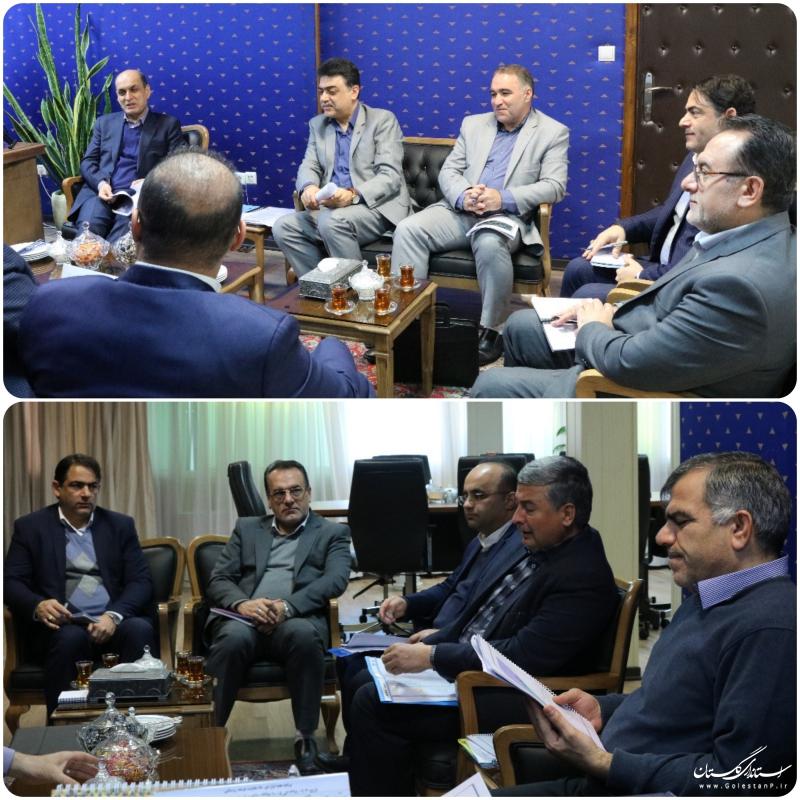 راهکارهای حل مسائل و مشکلات روستاهای استان گلستان بررسی شد