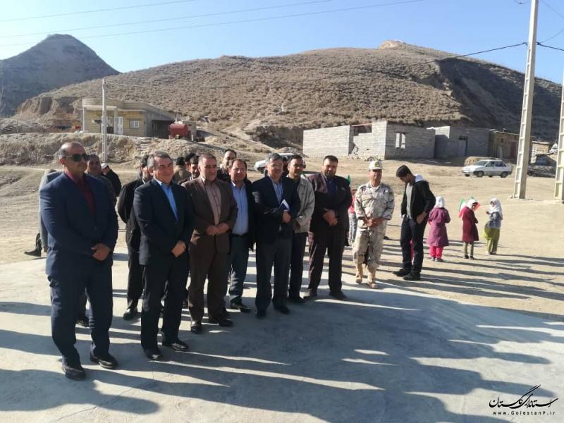موانع موجود در اجرای پروژه های عمرانی راه و شهرسازی شهرستان مراوه تپه بررسی شد