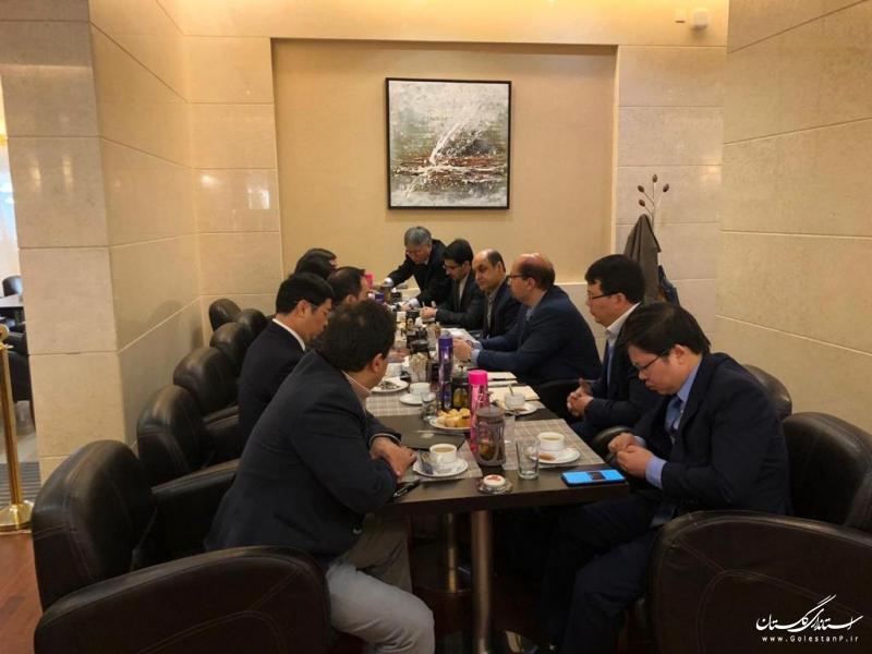 گسترش فعالیت های آبزی پروری استان گلستان با کشور ویتنام