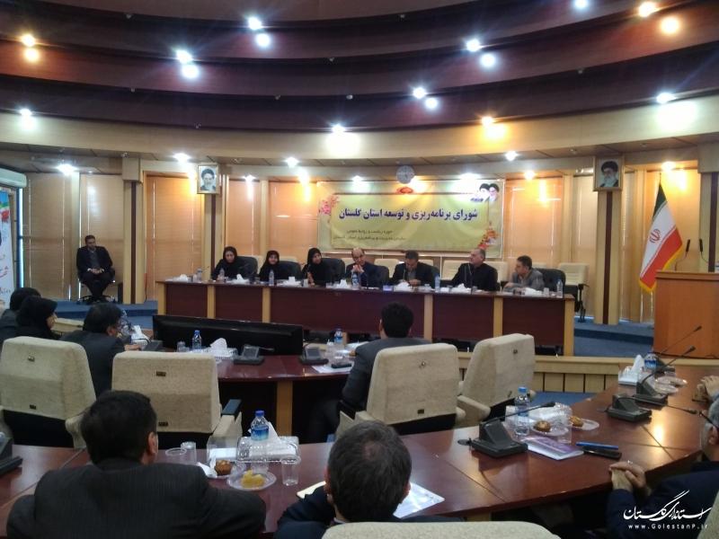 گلستان یکی از ۵ استان برتر کشور در امنیت سرمایه گذاری است