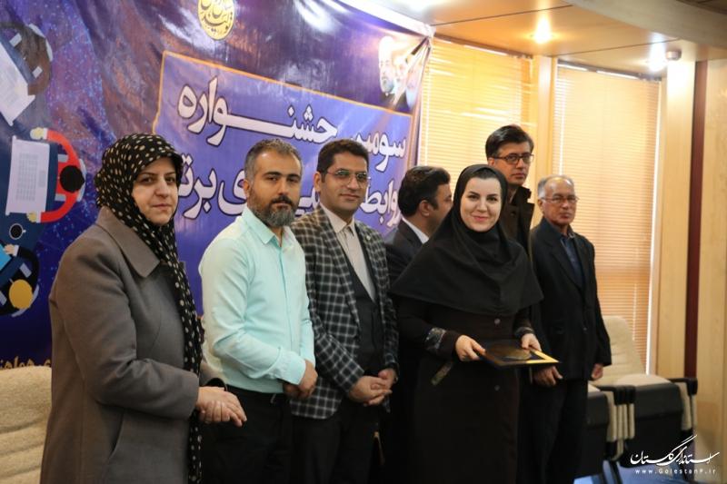 روابط عمومی استاندارد، برترین گلستان در حمایت از کالای ایرانی شد