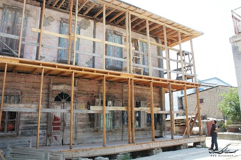 اجرای عملیات مرمت 6 بنای تاریخی شهرستان گرگان تا پایان سال جاری