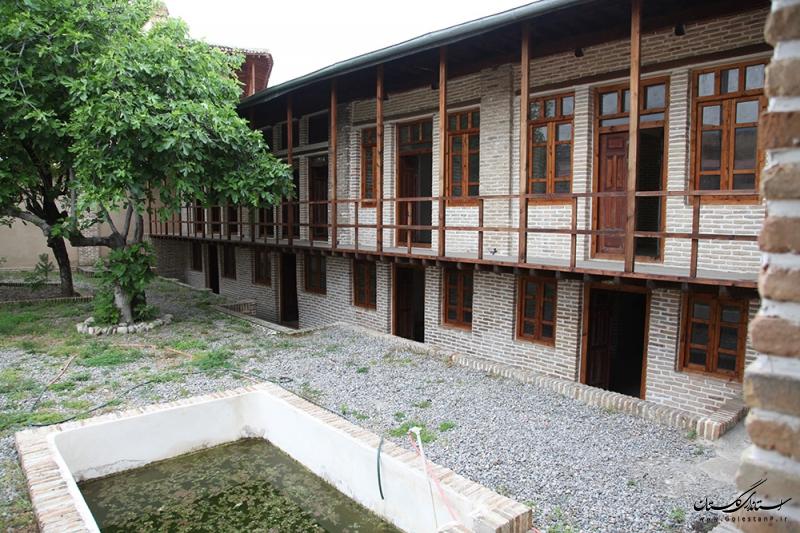 ثبت 9 اثر غیرمنقول گلستان در فهرست آثار ملی کشور در سال جاری