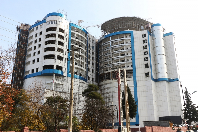 افتتاح فاز اول هتل 5 ستاره پارتیا گرگان تا پایان سال 99/ تخصیص 170 میلیارد ریال تسهیلات برای این پروژه