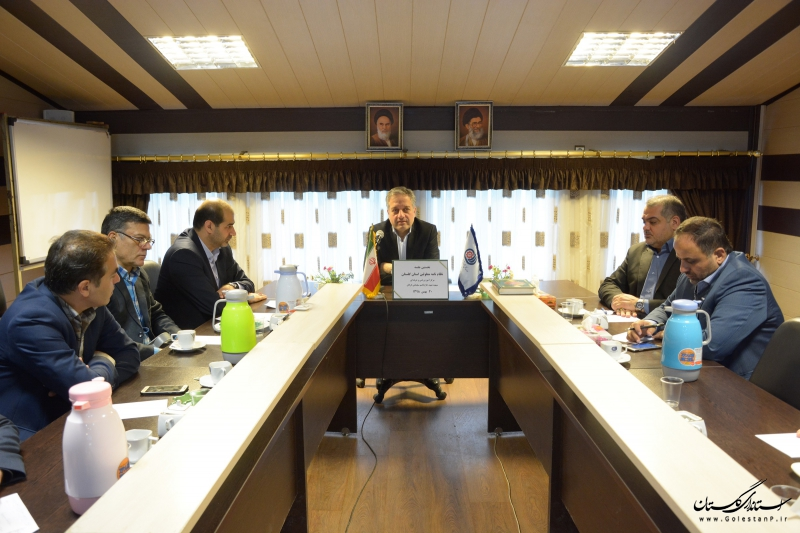 نخستین جلسه نظام نامه آموزشی افراد دارای معلولیت در استان گلستان برگزار شد