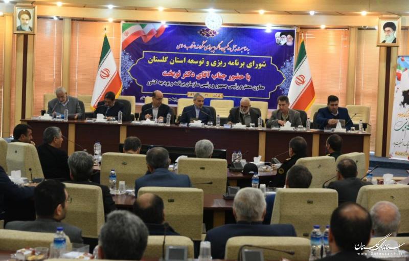 زهکشی اراضی در استان اقدام ماندگار دولت تدبیر و امید است
