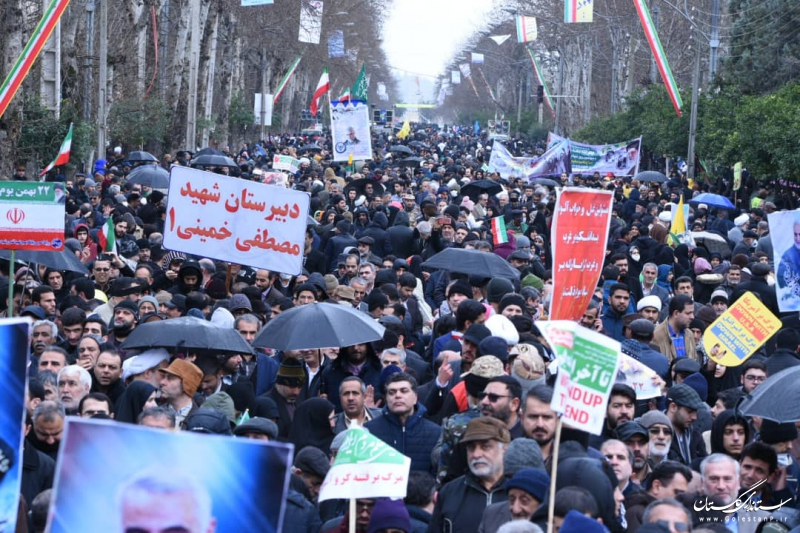 گام دوم انقلاب به برکت خون شهید سپهبد سلیمانی محکمتر برداشته خواهد شد