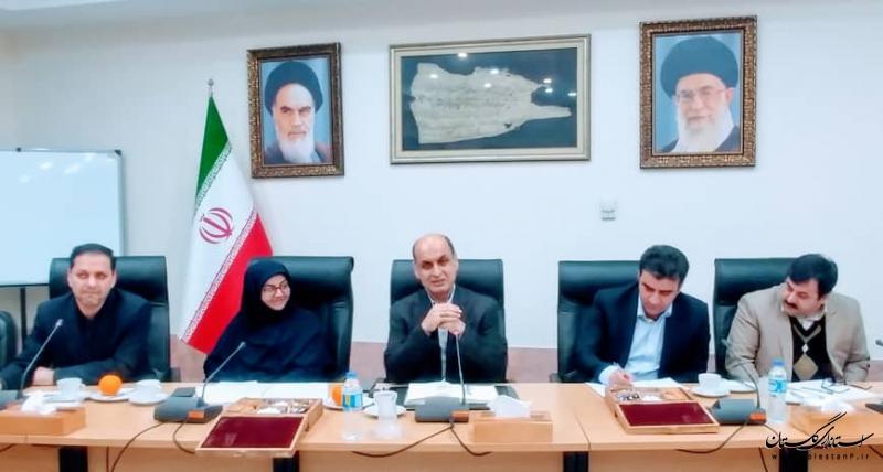 کارگروه توسعه دولت الکترونیک با حضور استاندار گلستان برگزار شد