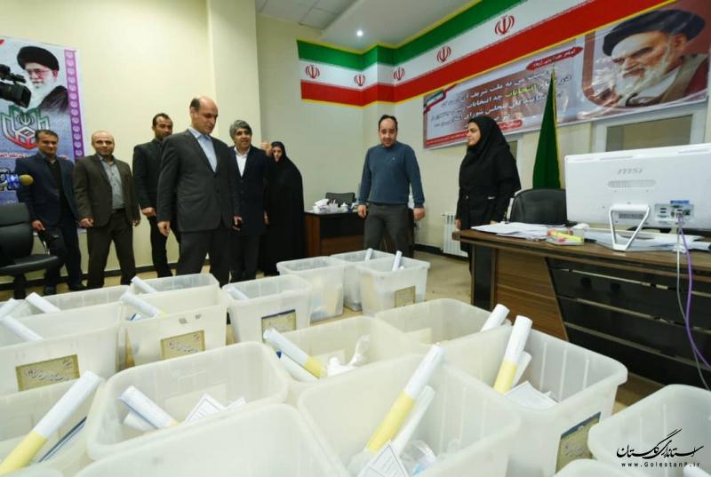 مشارکت گسترده مردم زمینه رشد و توسعه استان را فراهم می آورد