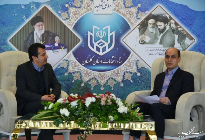 استاندار گلستان نتیجه نهایی شمارش آرا در حوزه انتخابیه گرگان و آق قلا را اعلام کرد