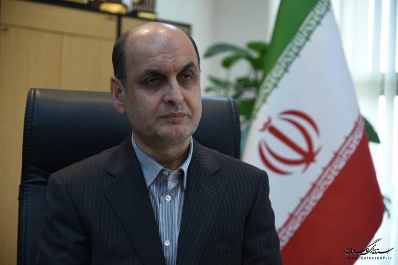 پیام تبریک استاندار گلستان به مناسبت بزرگداشت شهید باکری و روز شهردار