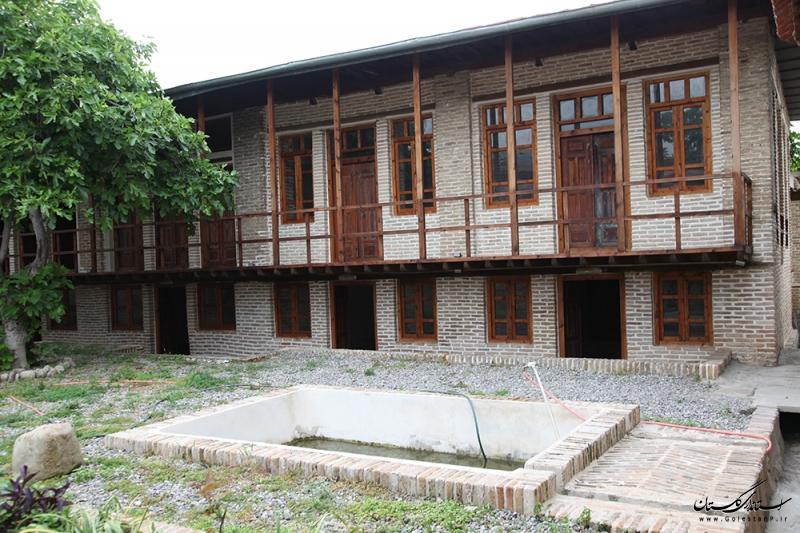 ثبت 50 اثر استان گلستان در فهرست آثار ملی کشور در سال 98