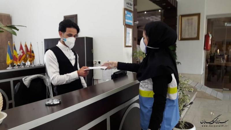 انجام بیش از 320 بازدید نظارتی از تاسیسات گردشگری گلستان در 6 روز اخیر / جلوگیری از فعالیت 4 خانه مسافر غیرمجاز در استان