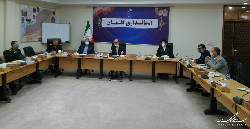 تردد خودروهای غیر گلستانی در استان ممنوع است/فعالیت صنوف غیرضروری تا ۲۲ فروردین غیرمجاز است