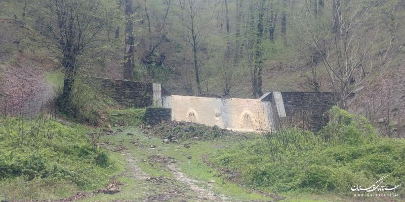 ۵۰۰ میلیون متر مکعب آب در پشت سازه های آبخیزداری گلستان مهار میشود